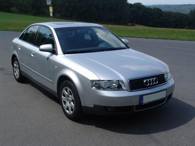 Audi A4 Audi A4 2 0 Bj 2001 Details