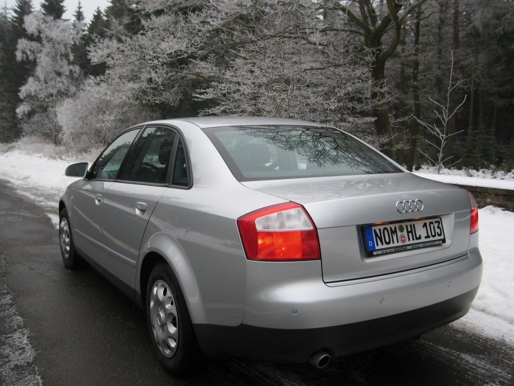 Audi A4 B6 A 4 96 Kw 4 Zyl Benzinmotor M Fr Bj 2002