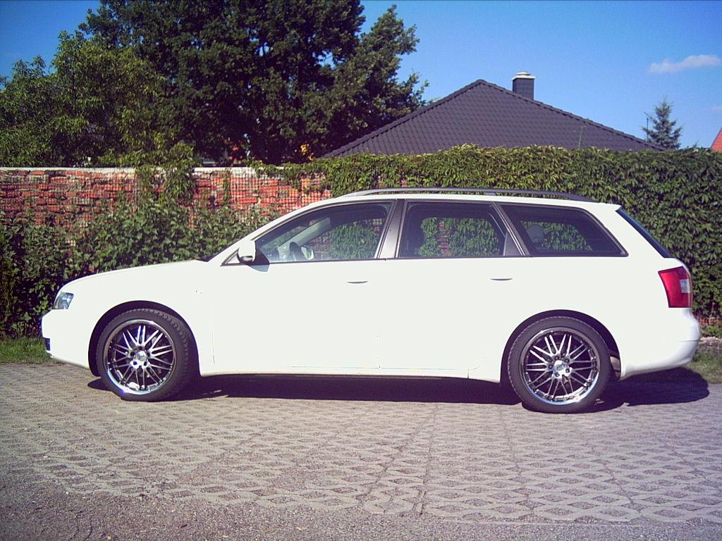 Audi A4 B6 Avant 1 9 Tdi Diesel Bj 2004 Details