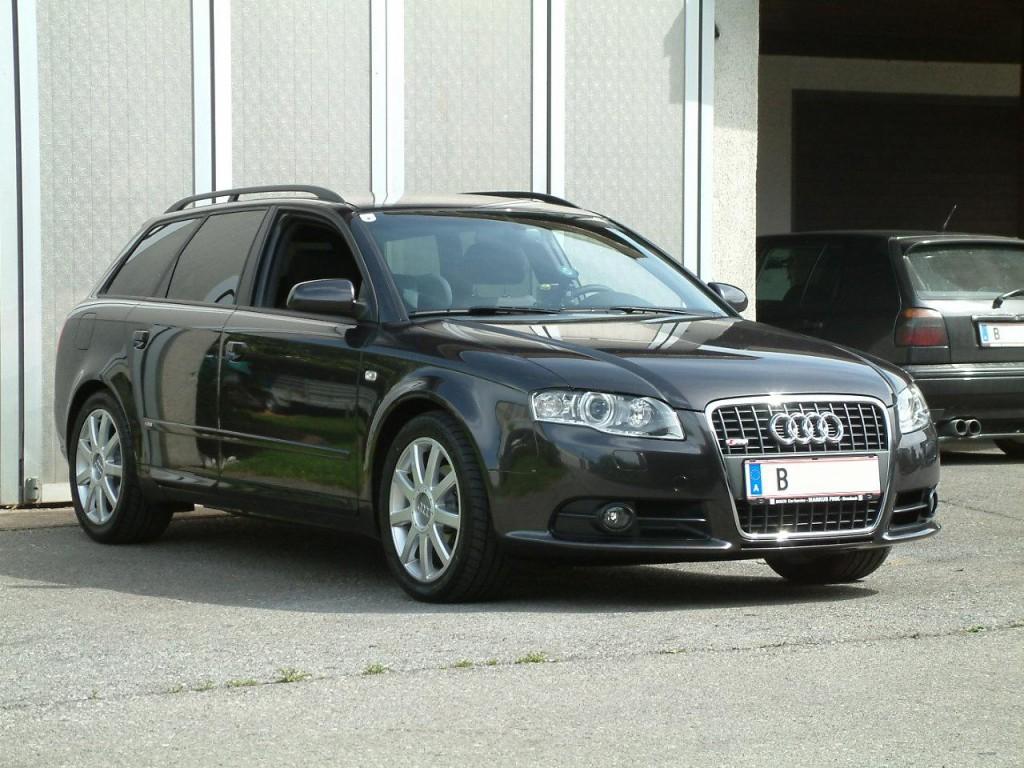 Audi A4 B7 Kombi Bj 2007 Details
