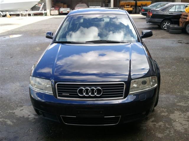 Audi A6 Quatro 4 2 V8 4 2 V8 Bj 2000 Details