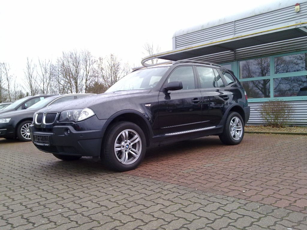 bmw x3 2 0 d bj 2004 details. Black Bedroom Furniture Sets. Home Design Ideas