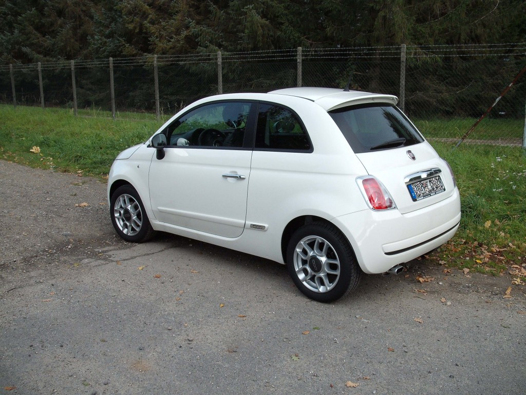 fiat 500 sport benzin bj 2008 details. Black Bedroom Furniture Sets. Home Design Ideas