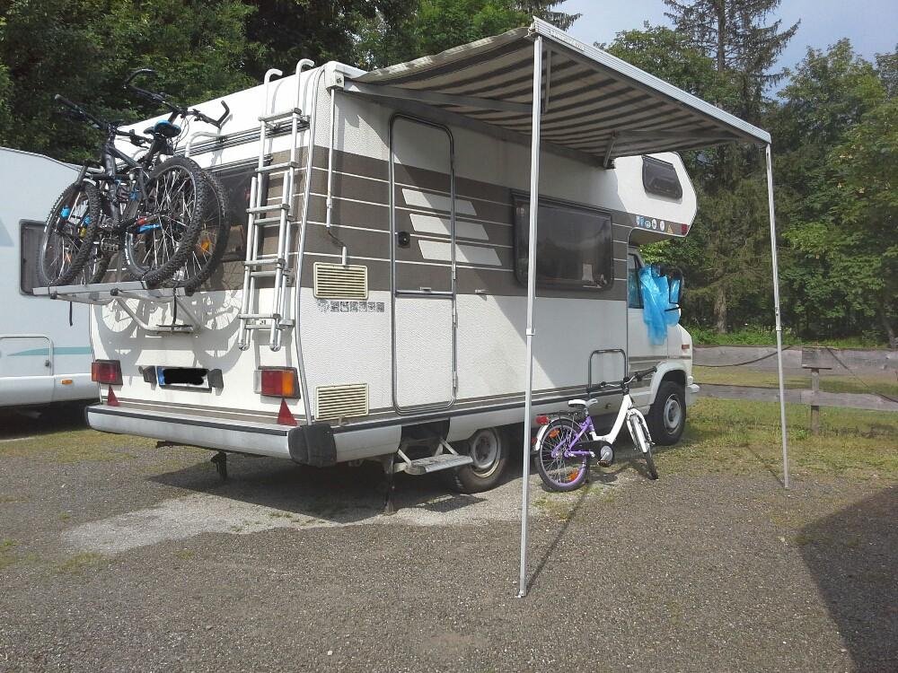fiat ducato hymer camp 55 2 0 benziner bj 1990 details. Black Bedroom Furniture Sets. Home Design Ideas