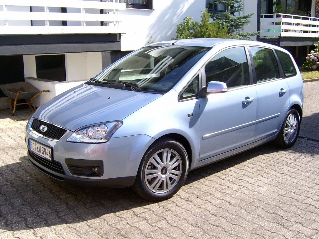 ford focus c max focus c max ghia duratorq motor 2 0 l bj 2006 details. Black Bedroom Furniture Sets. Home Design Ideas