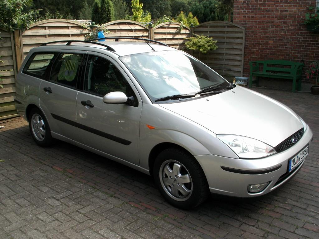 Ford Focus I Focus Turnier 1 6 Otto Obd Zetec Se Bj 2003