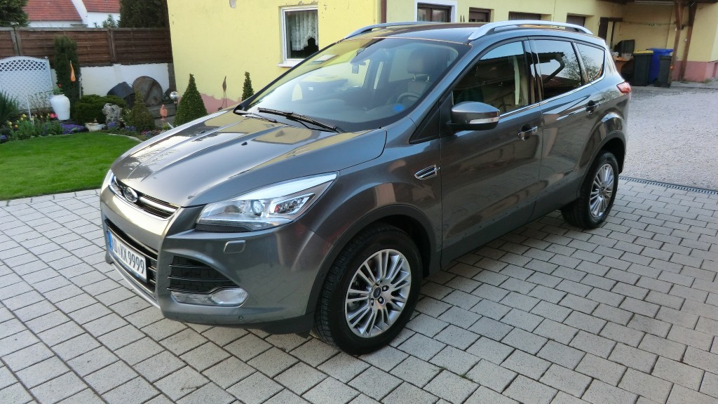 ford kuga allrad automatik titanium bj 2013 details. Black Bedroom Furniture Sets. Home Design Ideas