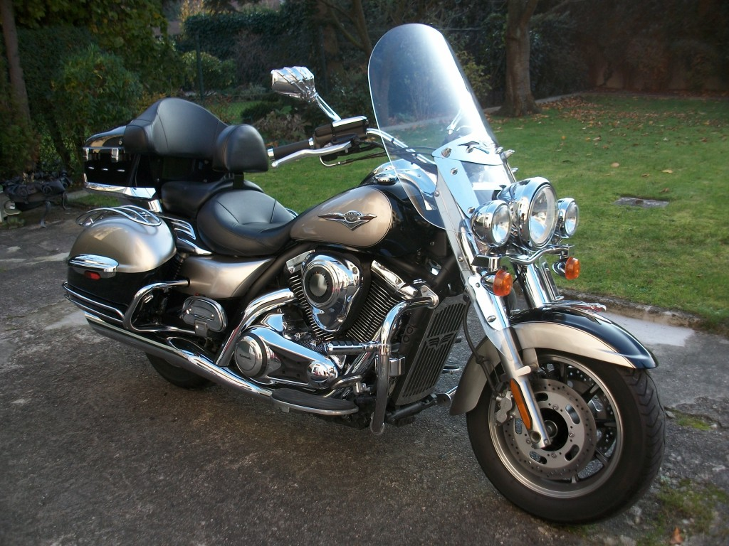 Pictures Of Kawasaki Vulcan