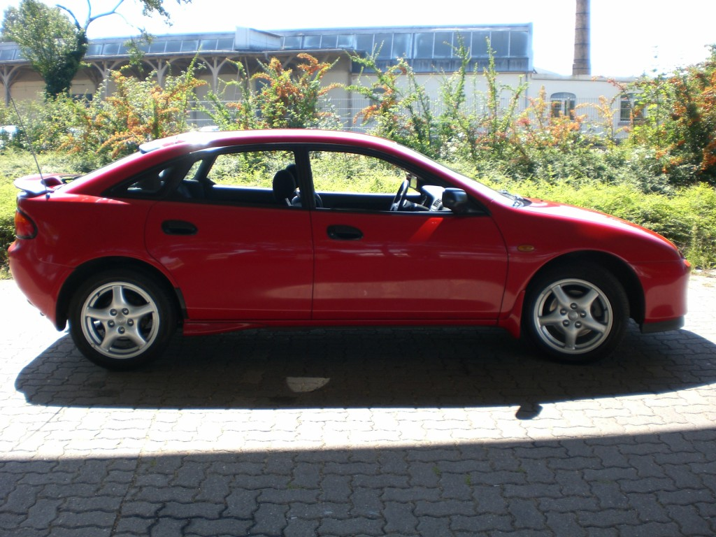 Mazda 323 F Ba Gt 2 0 V6 24v Bj 1998 Details