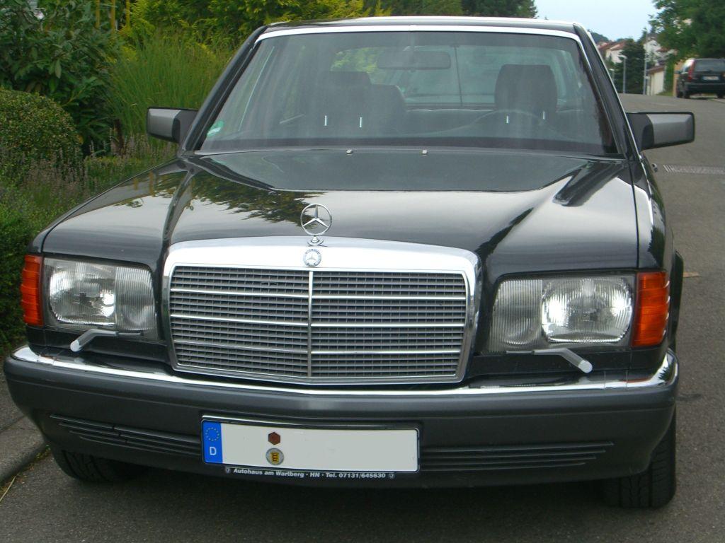 Mercedes benz 500 se 500 bj 1991 details for Mercedes benz complaint department
