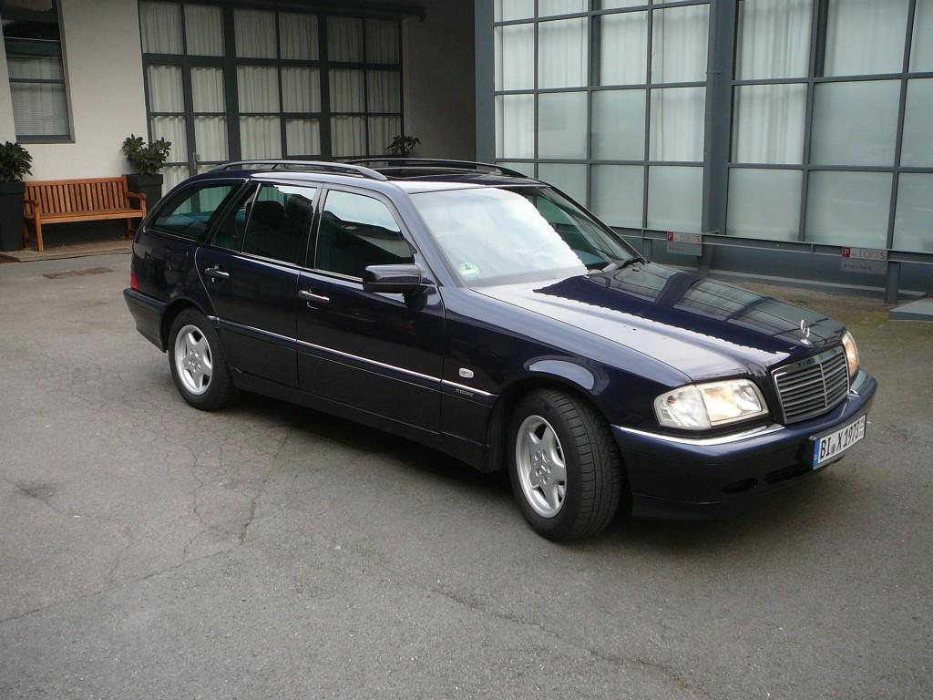 Mercedes C  T Benzin Baujahr