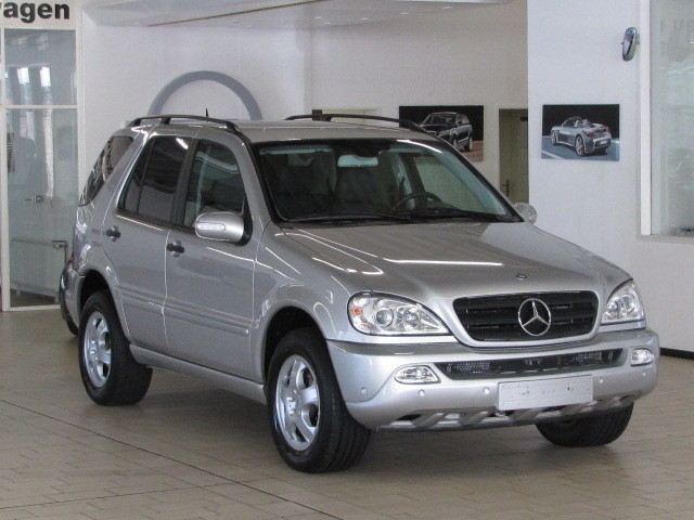 mercedes benz ml 270 cdi bj 2003 details. Black Bedroom Furniture Sets. Home Design Ideas