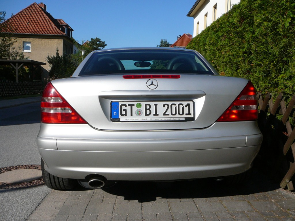 Mercedes  Slk Kompressor