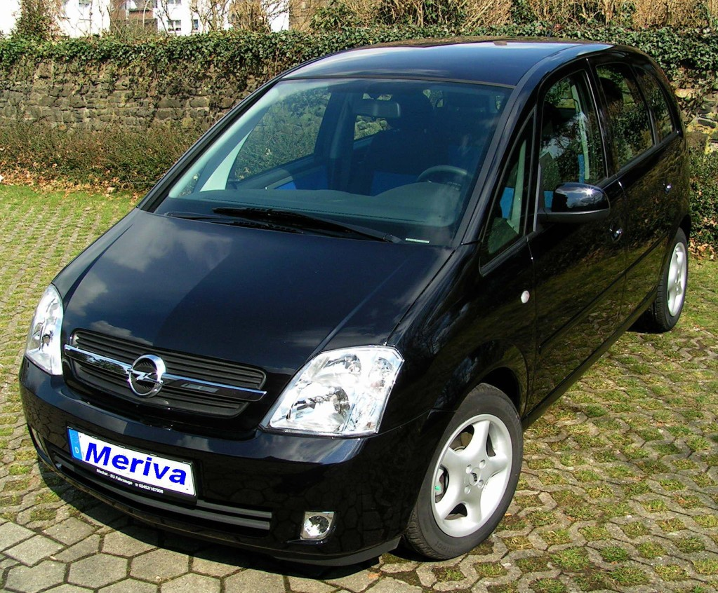 opel meriva meriva 1 4 twinport bj 2006 details. Black Bedroom Furniture Sets. Home Design Ideas