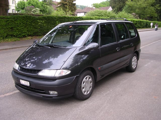 renault espace aliz 3 0 v6 24v bj 1999 details. Black Bedroom Furniture Sets. Home Design Ideas