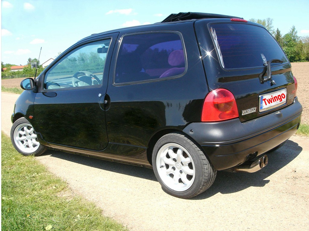 renault twingo renault twingo 1 2 metropolis v 4 zylinder bj 2000 details. Black Bedroom Furniture Sets. Home Design Ideas