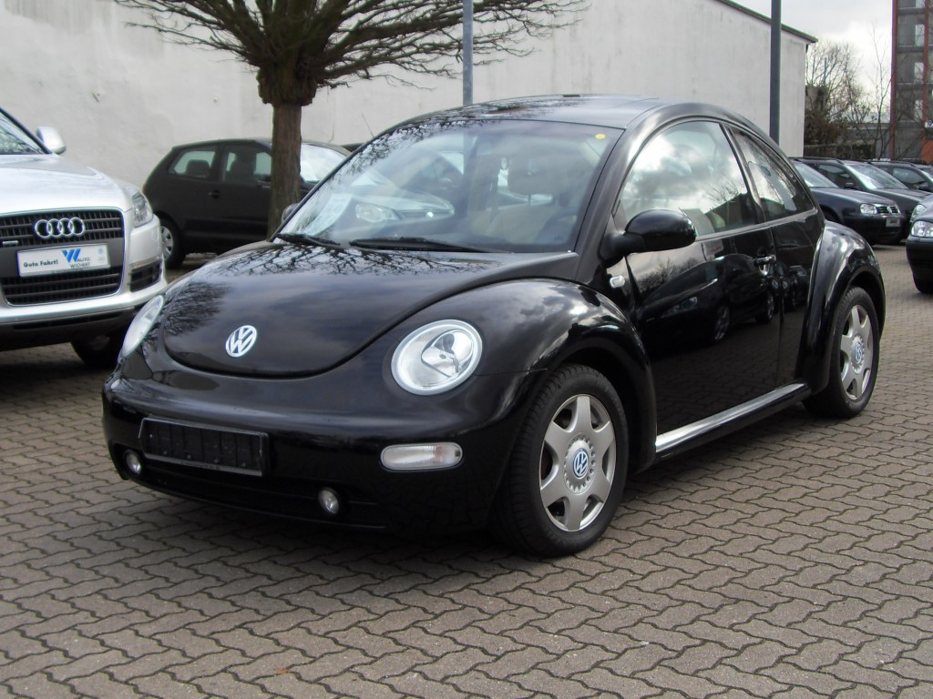 vw new beetle highline automatik 1 8 turbo bj 2002. Black Bedroom Furniture Sets. Home Design Ideas
