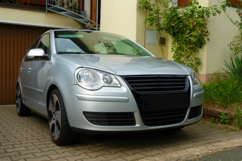 vw polo iv 9n3 0 100km h in 12 6sek 1 4 16v bj 2008 details. Black Bedroom Furniture Sets. Home Design Ideas